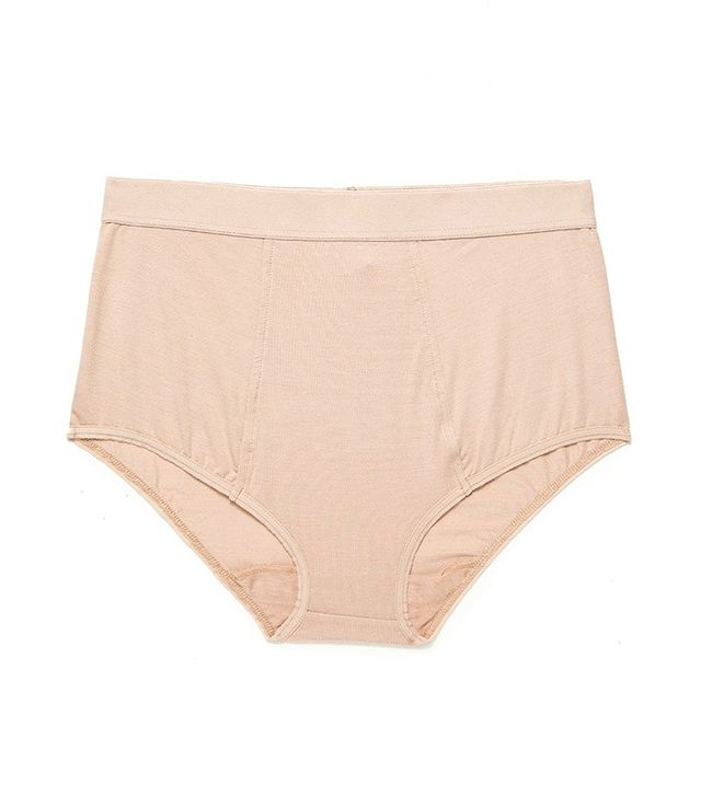 Base Range Boy Pants in Nude