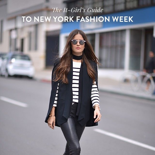 The It Girl's Guide to New York Fashion Week