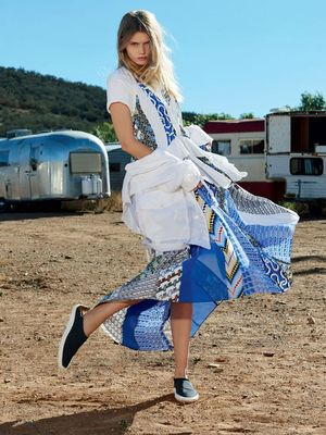 Abbey Lee Stars in Fashion's Dreamiest Short Film