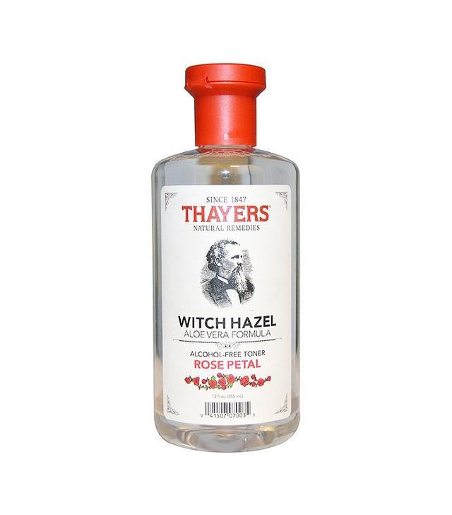 Thayers Alcohol-Free Rose Petal Witch Hazel With Aloe Vera