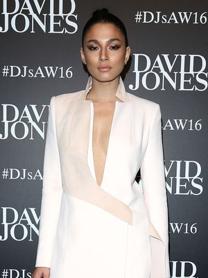 The Chicest Red Carpet Style From Last Season's David Jones Fashion Launch