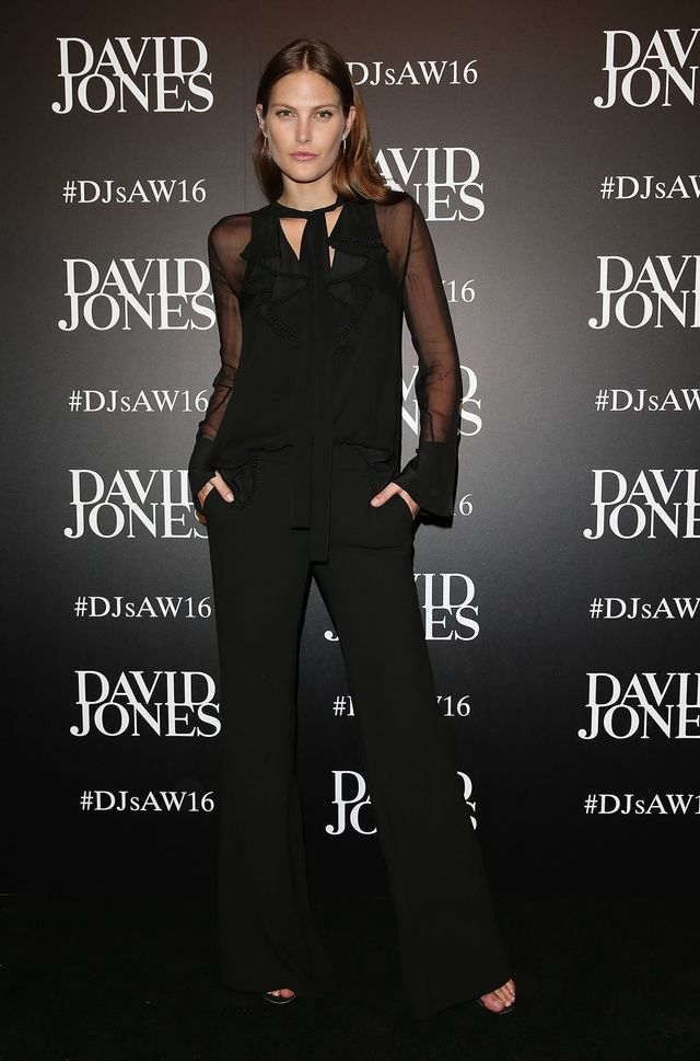 WHO: Catherine McNeil