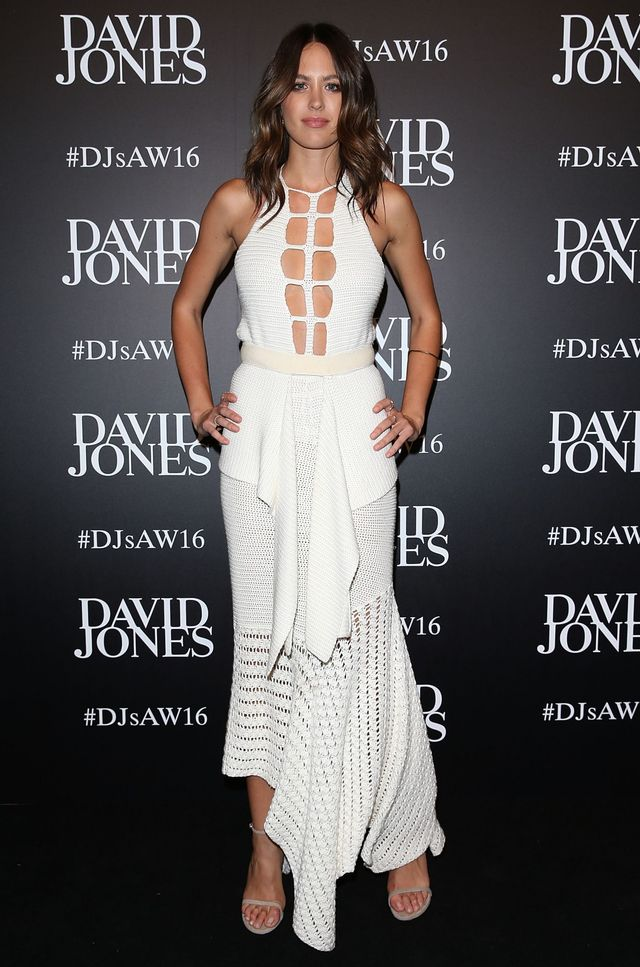 WHO: Jesinta Campbell