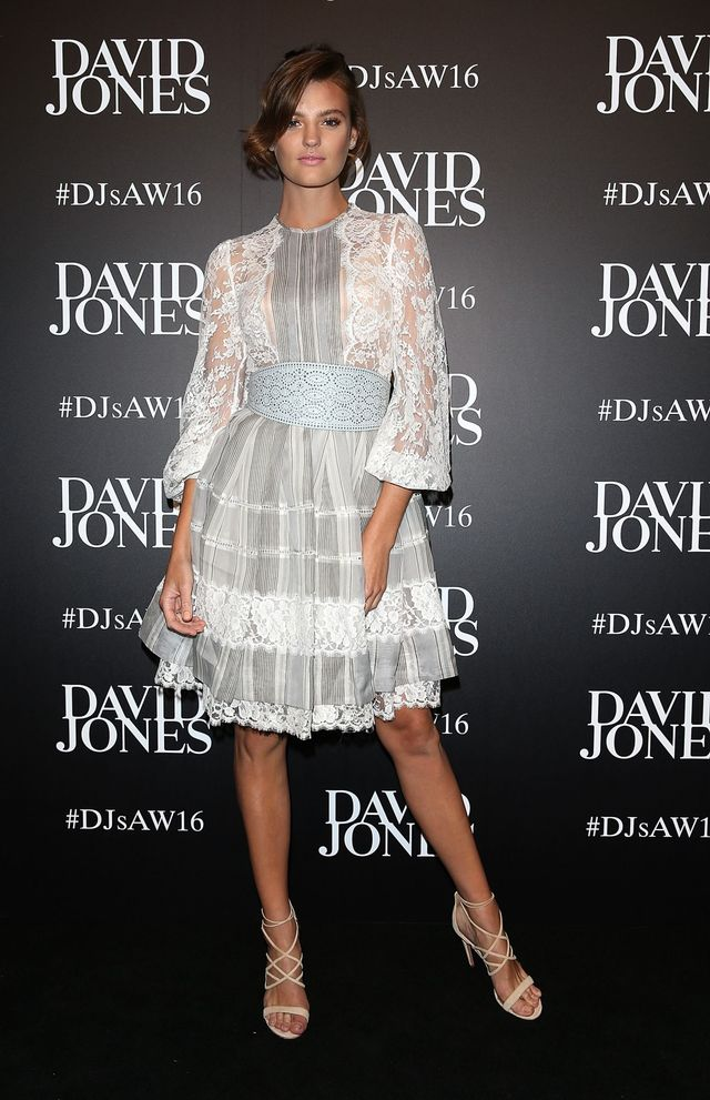 WHO: Montana Cox