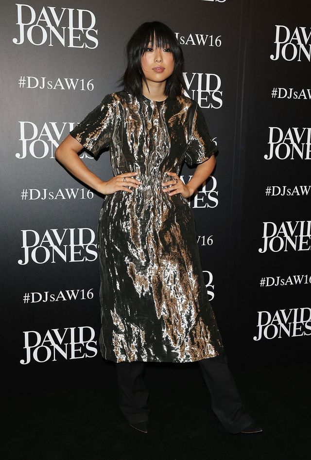 WHO: Margaret Zhang