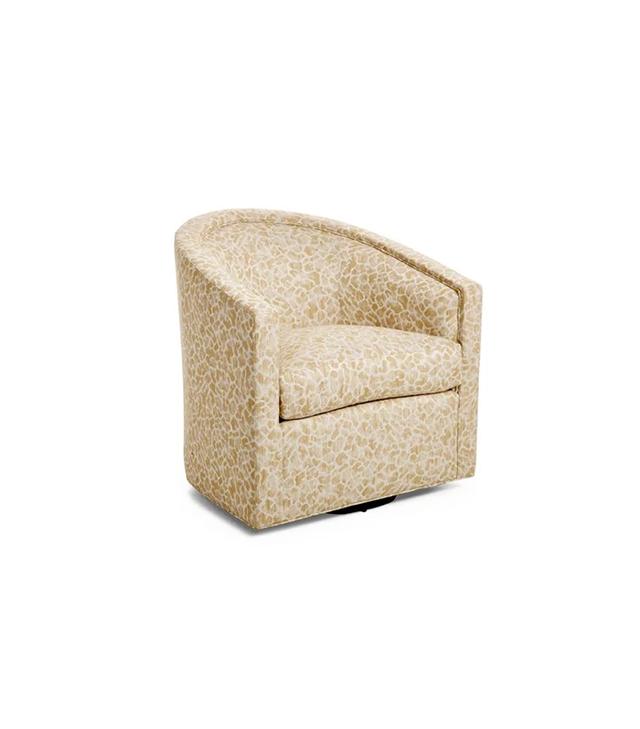 Kristin Drohan Collection Mini Georgia Swivel Chair