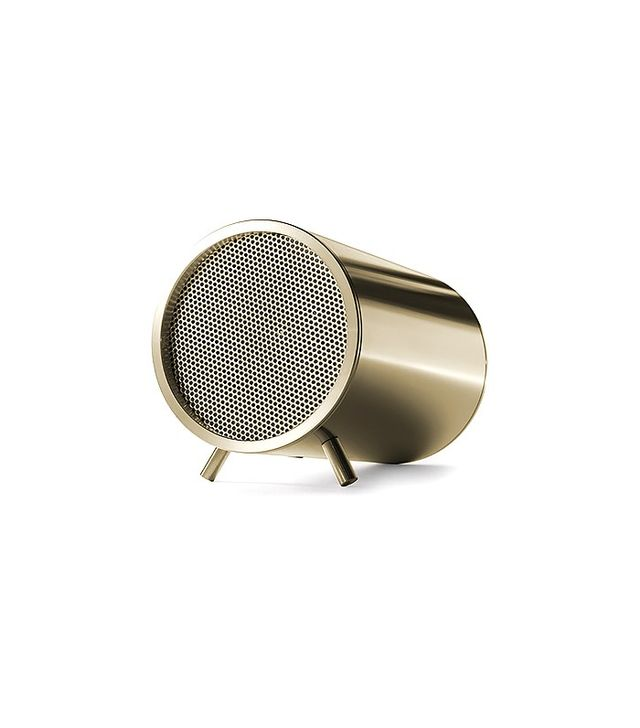 Leff Amsterdam Tube Brass-Plated Speaker