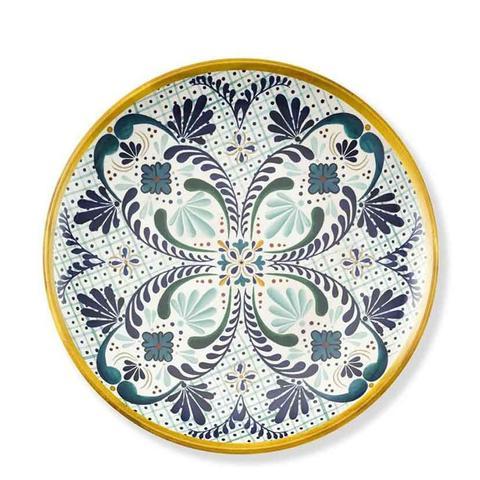 Veracruz Melamine Dinner Plate