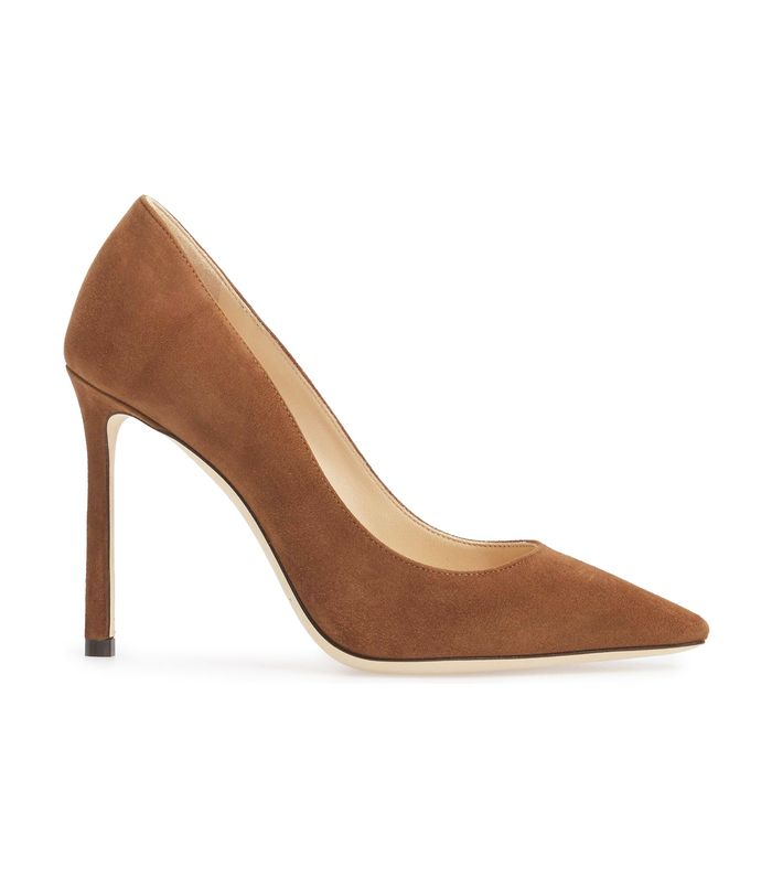 'Romy' Pointy Toe Pump