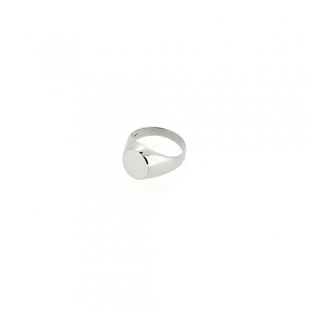 Holly Ryan Silver Signet Ring