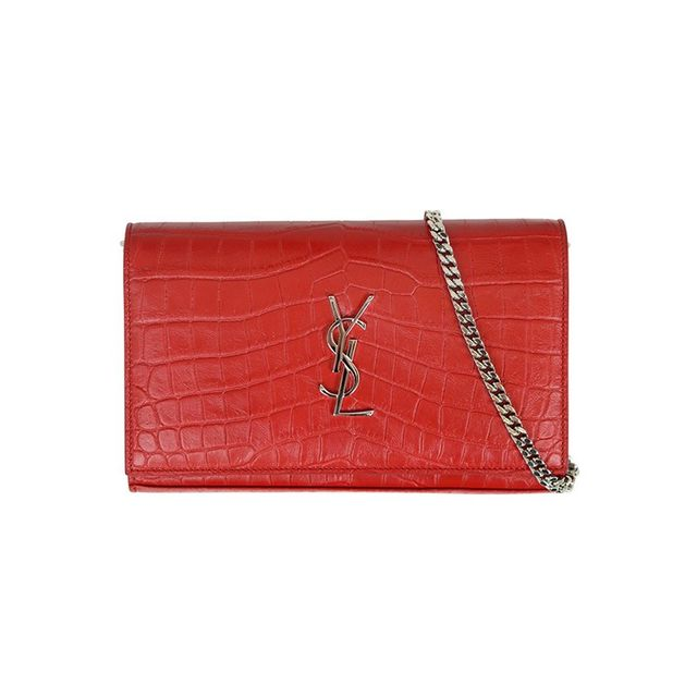 Saint Laurent Monogramme Chain Wallet