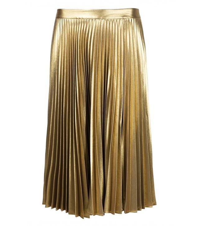 A.L.C Gates Pleated Skirt