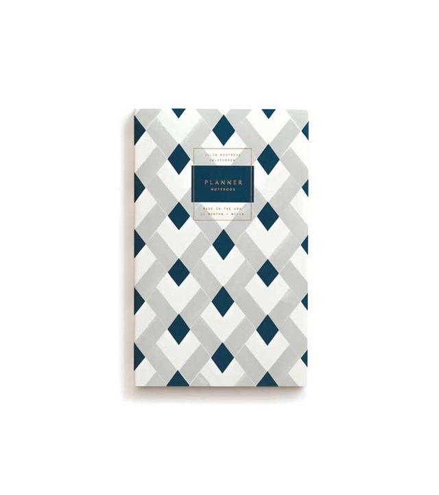 Julia Kostreva Gold Foil Any Year Daily Planner