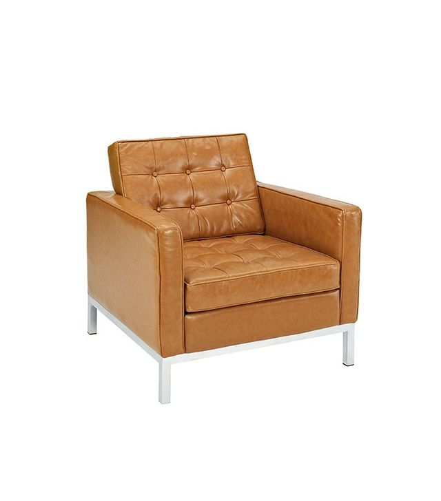 Dot & Bo Supper Club Leather Armchair