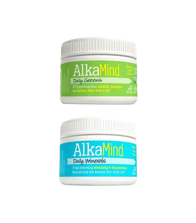 AlkaMind Daily Greens and Daily Mineral Combo 6-Pack
