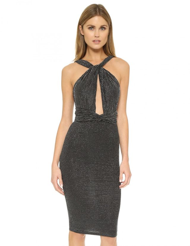 Bec & Bridge Magic Night Halter Dress