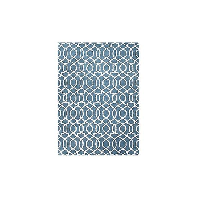 Veeraa Pylos Hand Tufted Wool Rug