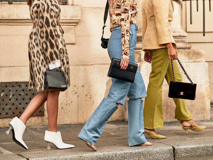 Handbags Street Style