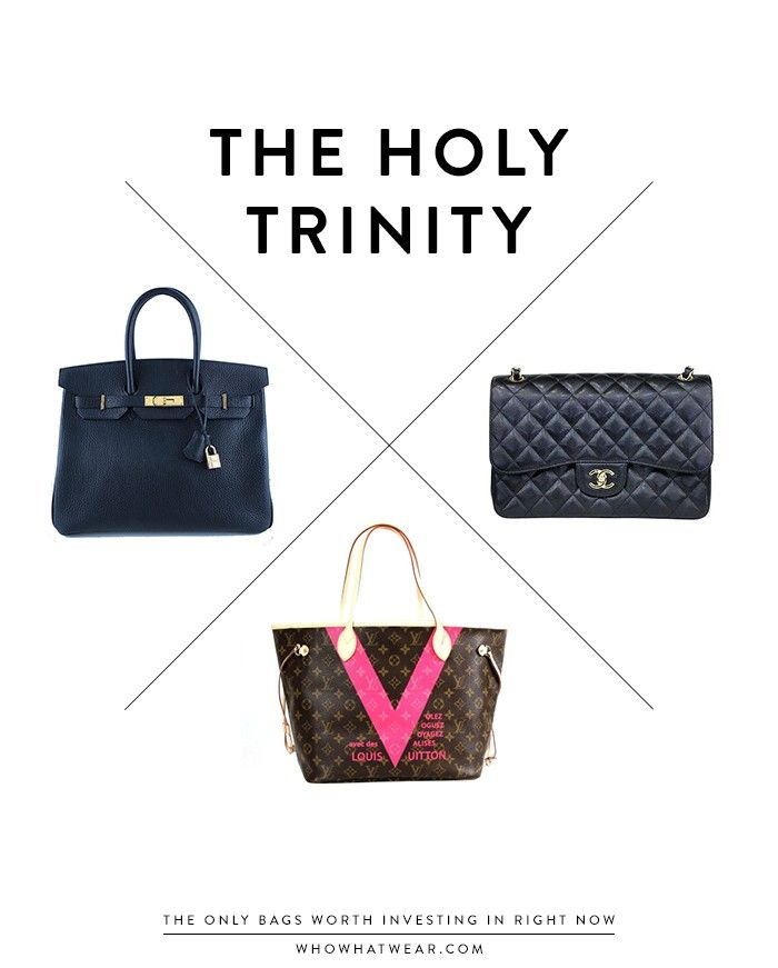 The 5 Designer Bags Worth Investing In