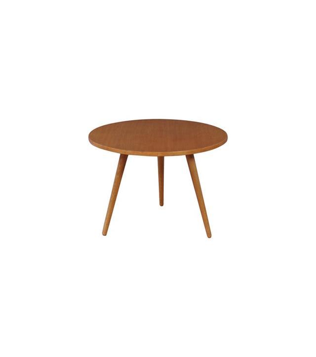 1stdibs Midcentury Oak Coffee Table