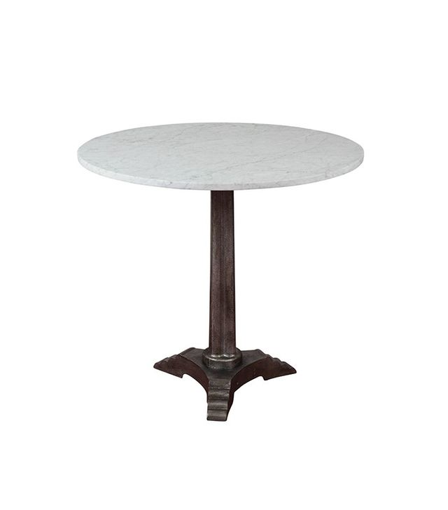 Berkshire Home & Antiques Deco-Style Pedestal Bistro Cafe Table