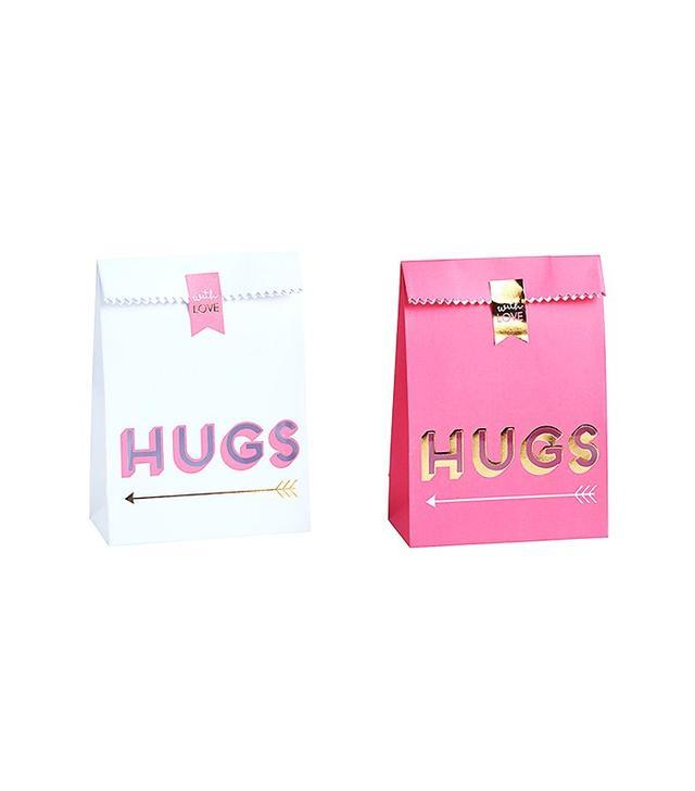 Paper Source Hugs & Hugs Treat Bags