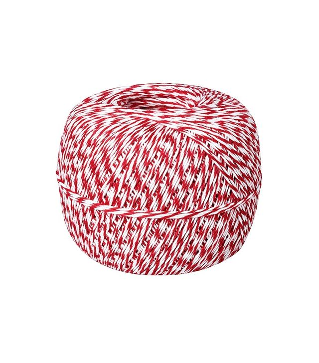 Paper Source Red & White Baker's Twine