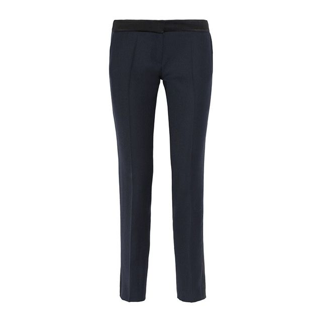 Pallas Aurore Satin Tux Pants