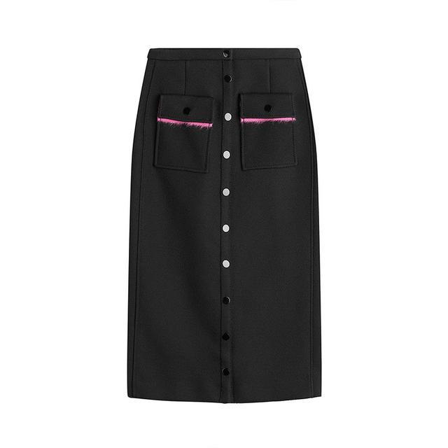 Marco De Vincenzo Midi Skirt