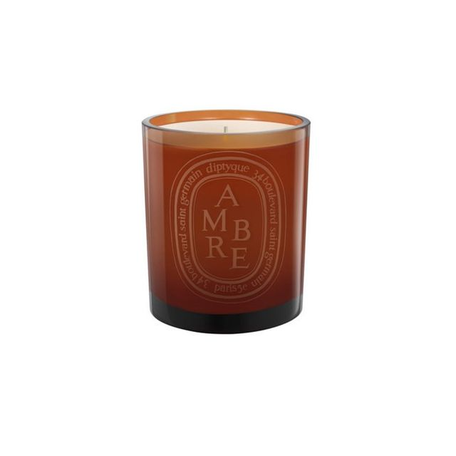 Diptyque Orange Amber Candle