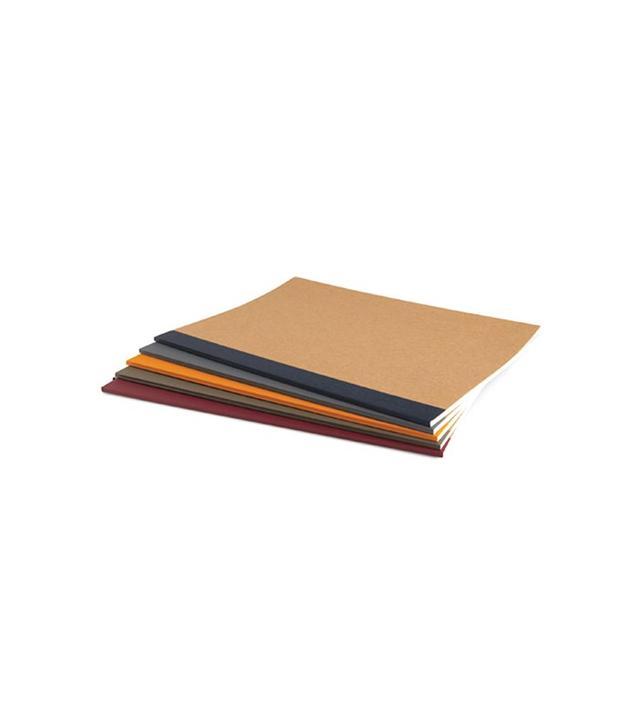 Muji Notebook Set