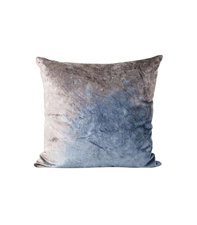 Plum & Bow Badala Dyed Velvet Pillow