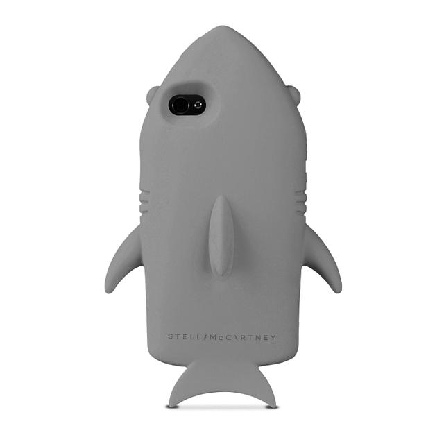 Stella McCartney Grey Shark iPhone Cover