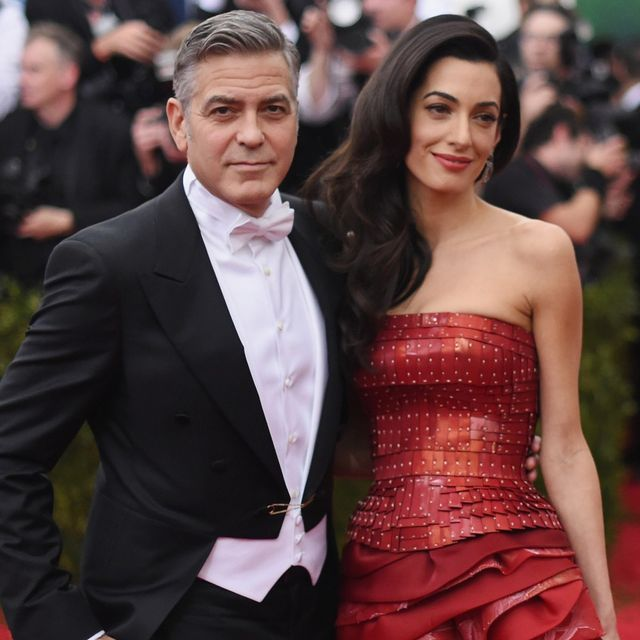 George Clooney Reveals How Amal Reacted to Her Engagement Ring