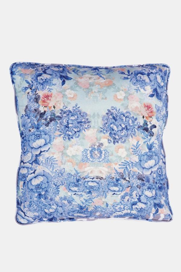 Jai Vasicek Tea China Cushion