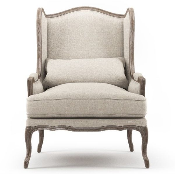 Brosa Marion Wing Back Armchair