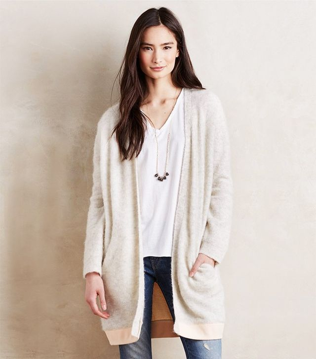 Anthropologie Couplet Cardigan