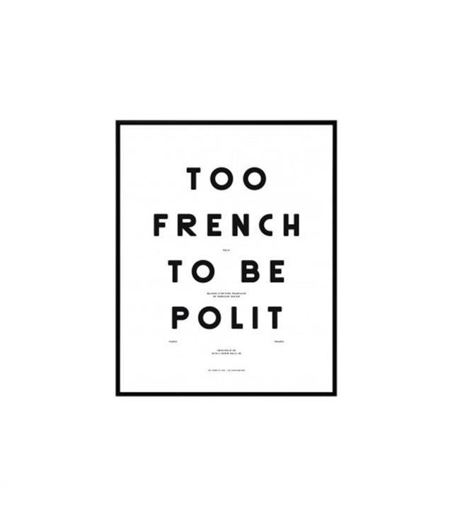 Polit Moodpaper Print