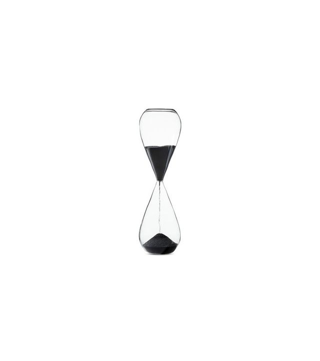 Target Decorative Hourglass With Black Sand