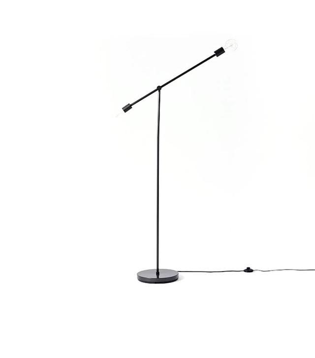 West Elm Mobile Floor Lamp