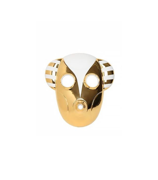 Bosa by Hayon Maskhayon 2 Gold Plated Monkey Mask