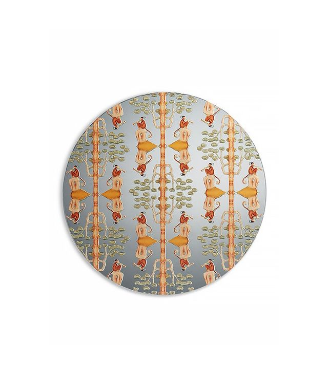 Tang Tang Tang Tang Monkey Print Revolving Table Tray