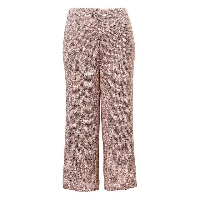 Sportsgirl Cropped Knit Flare Pant