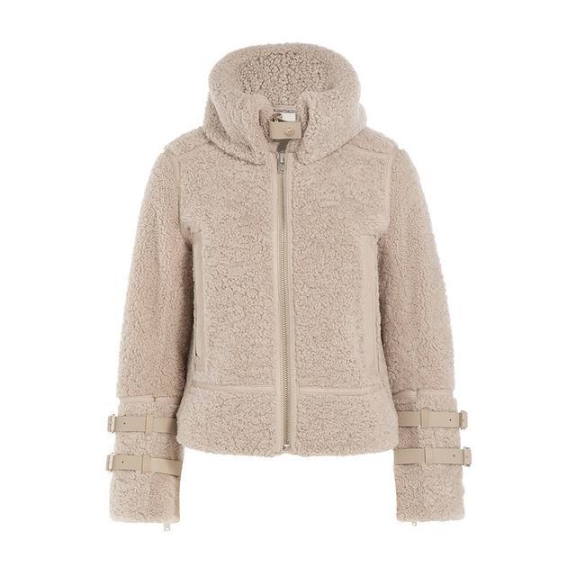 IRO Kerry Shearling Jacket