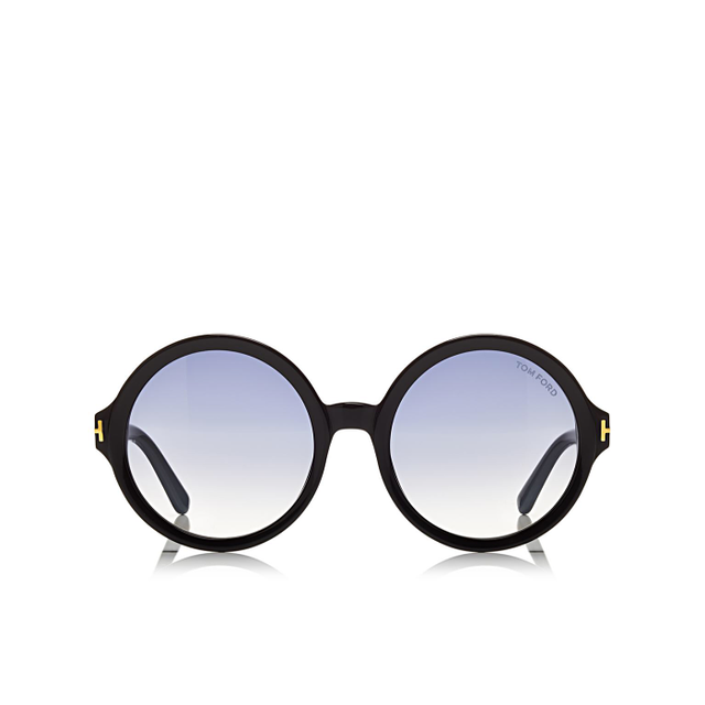 Tom Ford Juliet 55mm Round Glasses