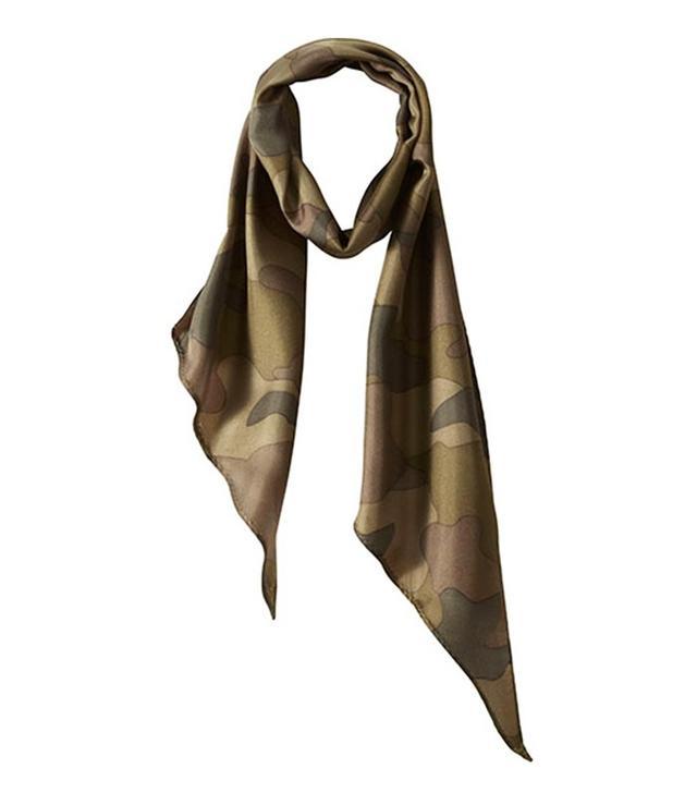 Carine Roitfeld for Uniqlo Silk Tie