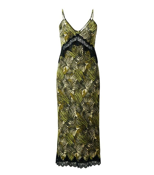 Carine Roitfeld for Uniqlo Silk Printed Camisole