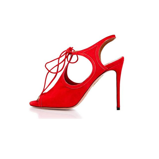 Aquazzura Joanna 105 High Heel