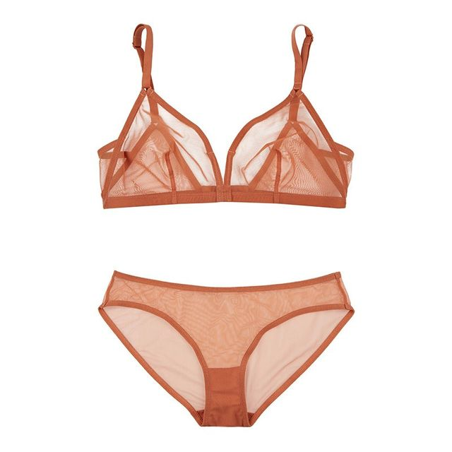 Eres Providence Stretch Cup Tulle Bra