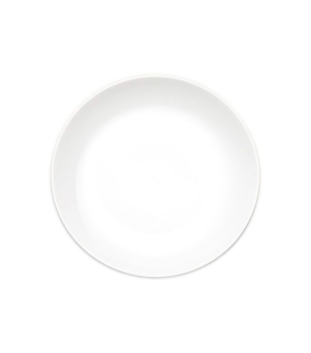 Crate and Barrel Essential Dinner Plate